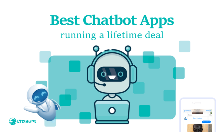 The best artificial intelligence Chatbot Apps with lifetime