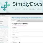 Simplydocs Form Studio