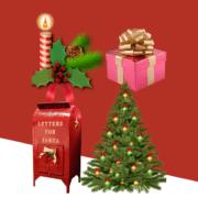 2 50+ objetos de Natal recortados Lifetime Deal Ltdhunt