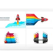 4 1500 Animated Infographics & Illustrations Bundle Lifetime Deal Ltdhunt