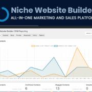 4 Construtor de sites de nicho Lifetime Deal Ltdhunt