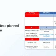2 Social Media Calendar Masterplan Lifetime Deal Ltdhunt